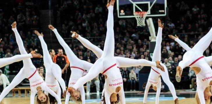 """""""Žalgirio"""" ir """"Lietuvos ryto"""" atstovės pretenduoja šokti Eurolygos finalo ketverte"""