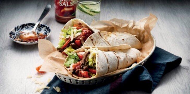 Meksikietiška vakarienė: patiekalai, kurie patiks visiems + IŠRINKTAS LAIMĖTOJAS