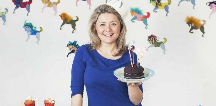 """Beata Nicholson – apie vaikų gimtadienius <span style=""""color: #ff0000;""""><sup>+vaflių receptas</sup></span>"""