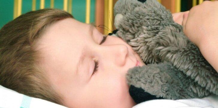 Austėja Landsbergienė: vaikas turi teisę nemiegoti pietų miego