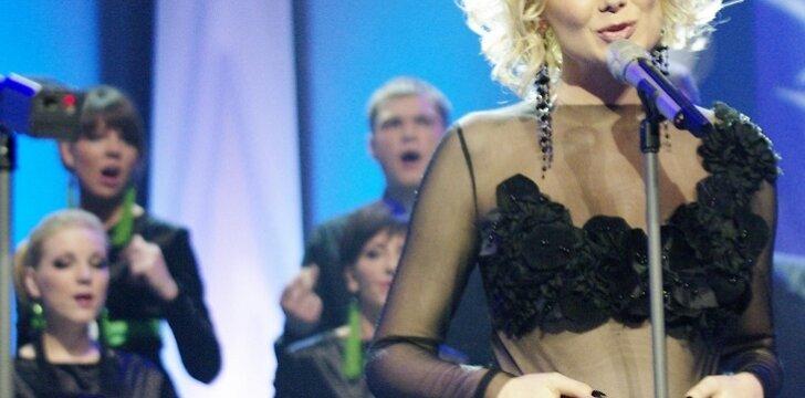 """Natalija Zvonkė """"Chorų karuose"""". 2011 m. balandis."""