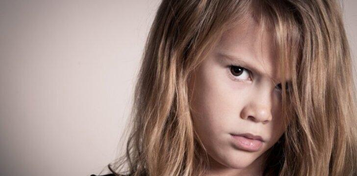Siaubingai nemalonus jausmas, kurį vaikai ima jausti nuo 5 metų