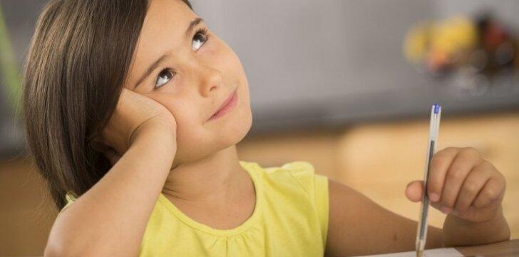 Kaip padėti vaikui psichologiškai pasiruošti mokyklai?