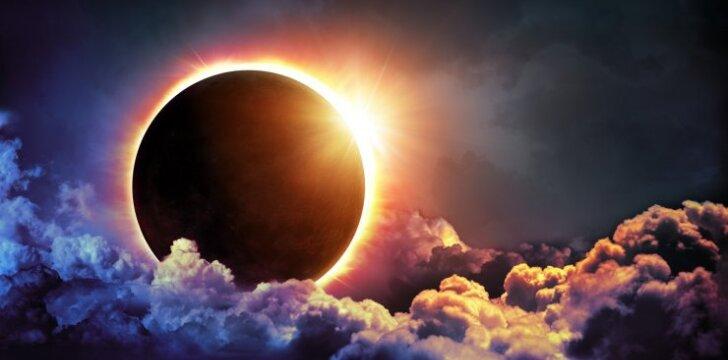 Ruoškitės: penktadienio, liepos 13 saulės užtemimas stipriai veiks 3 Zodiakus