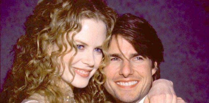 Tomas Cruise'as ir Nicole Kidman