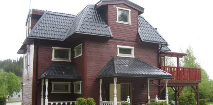 6 mitai apie karkasinius namus