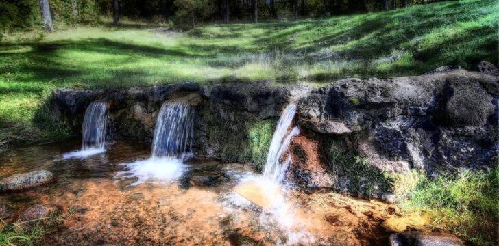 Gausiausiai mitais apipintas Aukštaitijos kampelis