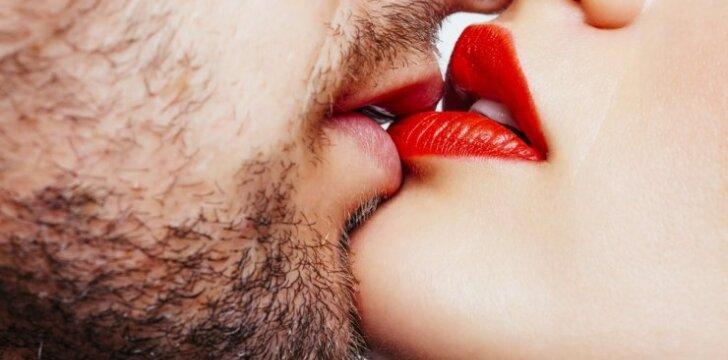 5 bučinių tipai, kurių jis niekuomet nepamirš
