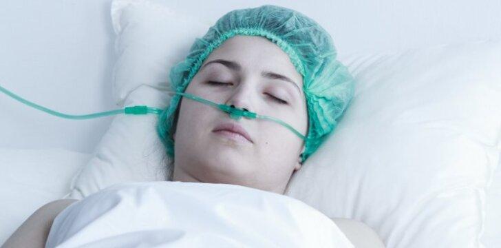 Komą išgyvenusi Oksana: du su puse mėnesio gulėjau be jokių gyvybės ženklų – tiesiog kūnas su plakančia širdimi
