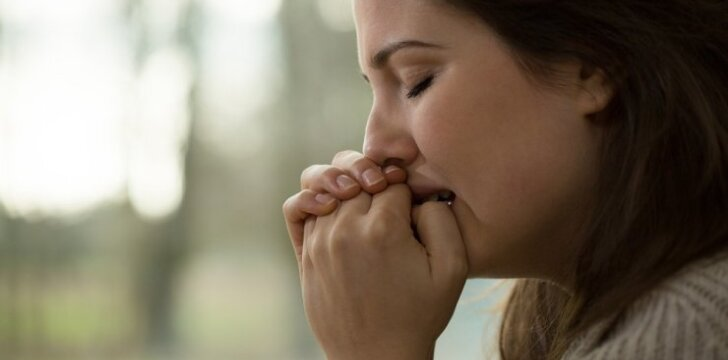 Trečiąsyk kartojama knyga apie mus užvaldžiusį nerimą