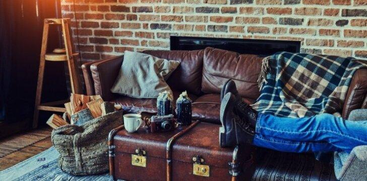 5 originalūs būdai, kaip panaudoti senovinius lagaminus