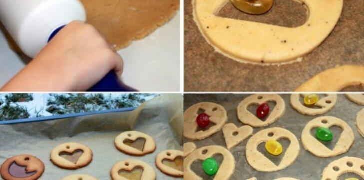 """Kalėdiniai sausainiai, kurie papuoš švenčių stalą ir tinka dovanai <span style=""""color: #ff0000;""""><sup>FOTO</sup></span>"""