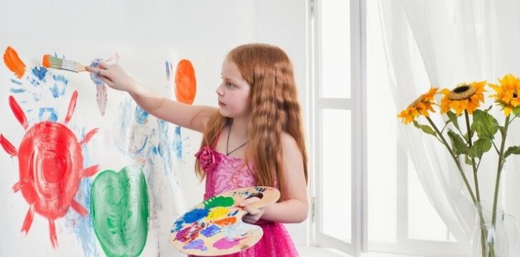 Kokie požymiai rodo, kad vaikas yra gabus dailei?
