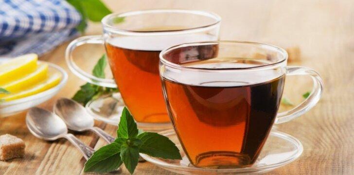 Kaip panaudoti arbatą ruošiant maistą