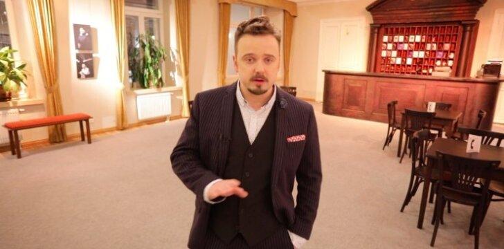 K. Glušajevas atvirai apie santuoką su G. Latvėnaite: pasipiršome vienas kitam