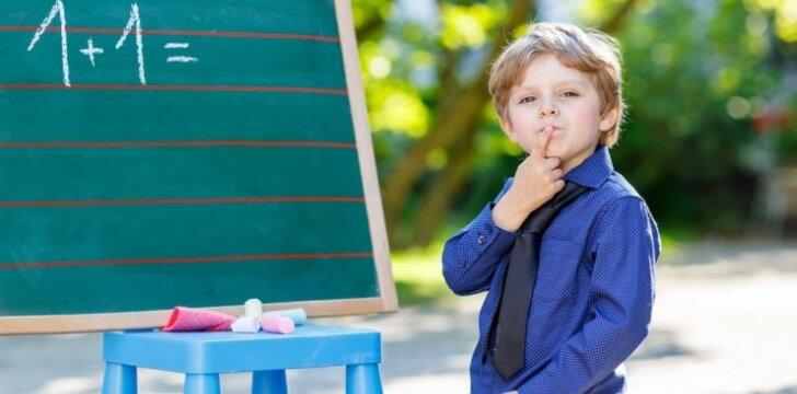 Lietuvos psichologų sąjunga: kada tinkamiausias laikas eiti į mokyklą – 6 ar 7 metų