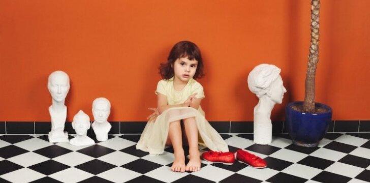 Artėjantį pavasarį lietuviškas vaikų mados ženklas OXOX kviečia pasitikti kūrybingai