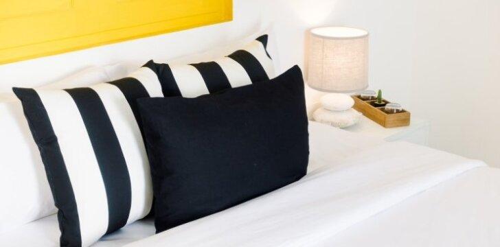 9 klaidos, kurias darote miegamajame