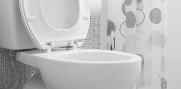 Priežastis, dėl kurios verta nenuleisti vandens tualete