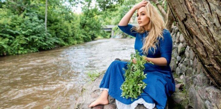 Dainininkė L. Peleniūtė: buvo ir tokių akimirkų, kai verkėme visos 30 moterų