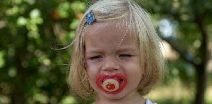 Čiulptukai ir tėvų daromos klaidos: svarbu žinoti