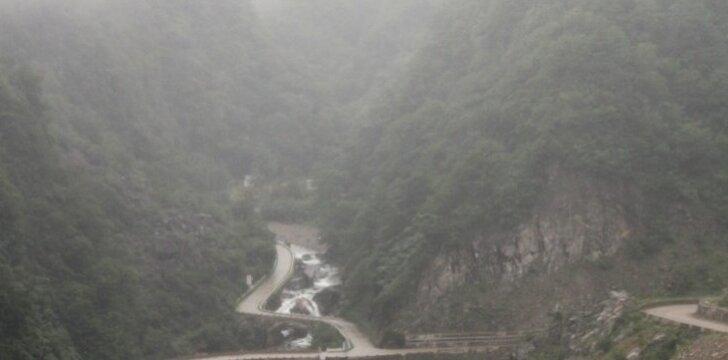 Kelias krioklio link