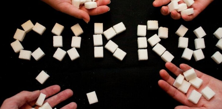 DIENOS PATARIMAS. Šveitiklis, valiklis ir kiti būdai panaudoti cukrų