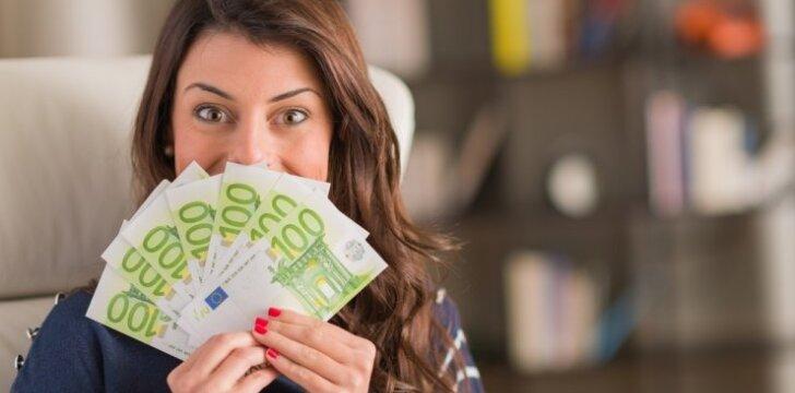 """Ką daryti, kad turėtumėte <span style=""""color: #c00000;"""">daugiau pinigų</span>"""