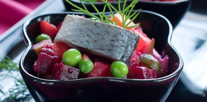 Valgyk žuvį, kuri naudingumu prilygsta lašišai, o yra gerokai pigesnė