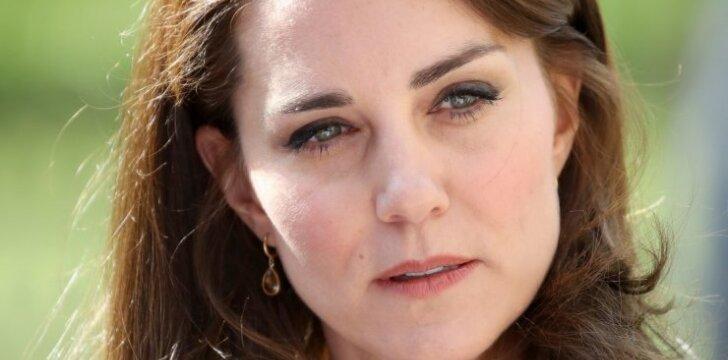 Šių žodžių iš Kate Middleton nesitikėjo niekas
