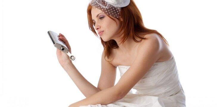 Liūdną savo santuokos baigtį nuotaka nulemia dar vestuvių dieną...