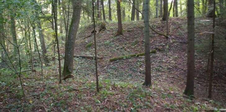 Veprių piliakalnis mena gilią istoriją
