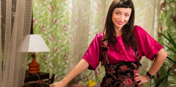 D. Urbonavičiūtė: pasirinkau gimdymą namuose, nes taip intymiau