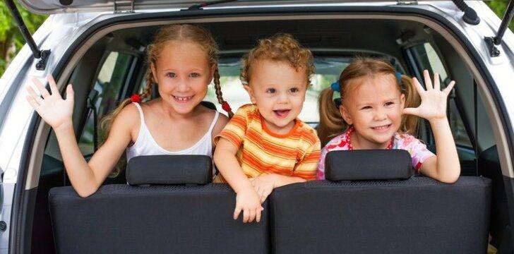 25 priežastys turėti daugiau vaikų