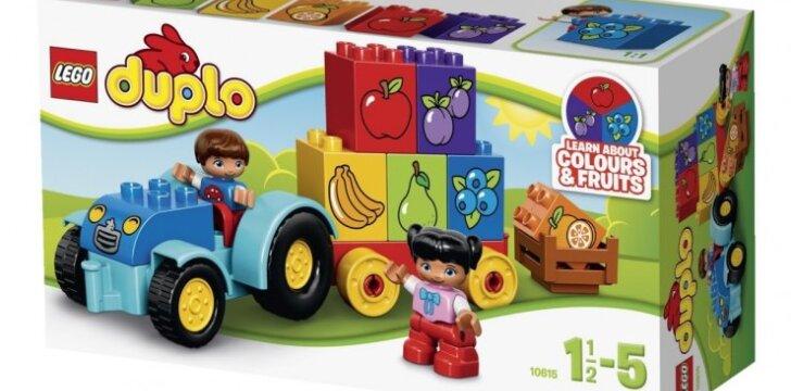 """Laimėkite glėbį LEGO dovanų! <span style=""""color: #ff0000;"""">+REZULTATAI</span>"""