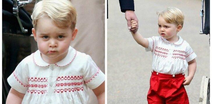 Kuo ypatingas darželis, kurį lankys būsimasis karalius, 2 metų princas George