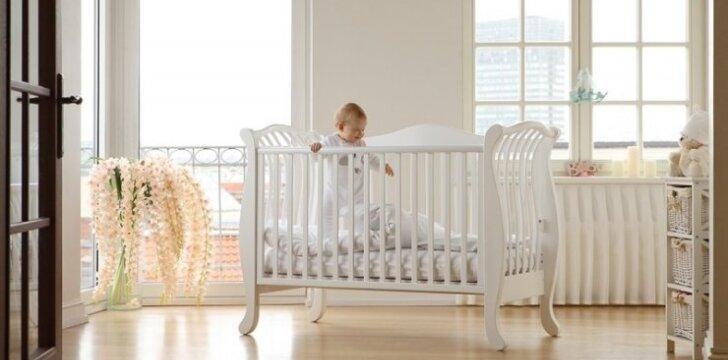Sveikas, mažyli: kaip namus paruošti kūdikio gimimui