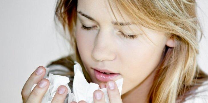 Nenumok ranka į gerklės skausmą, nes tai gali būti labai rimtų ligų pradžia