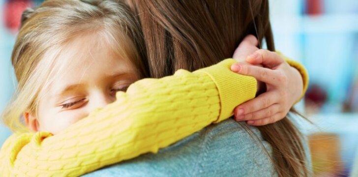 Kodėl gimus vaikui imame jį lyginti su kitais