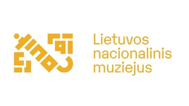 Naujasis Lietuvos nacionalinio muziejaus logotipas