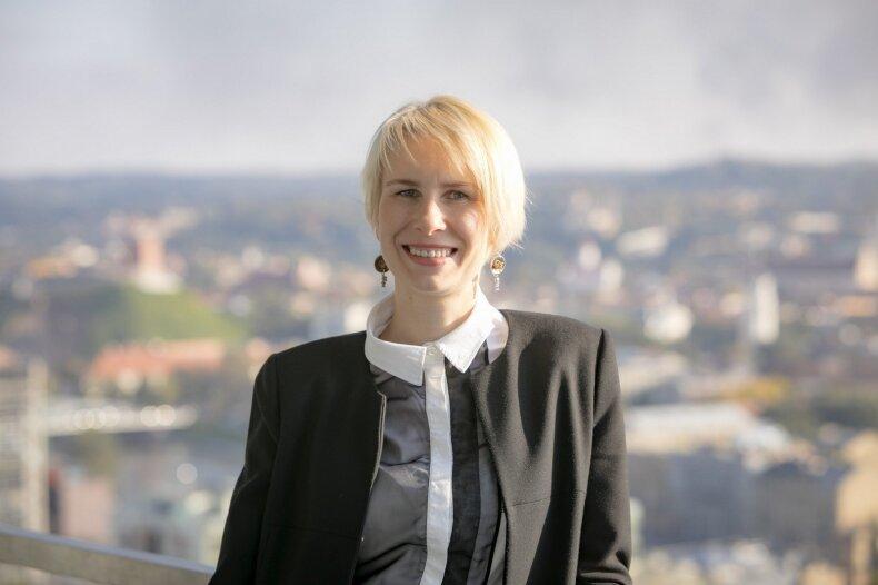"""Inga Romanovskienė atsakė Vilniaus """"Europos G taško"""" reklamos kritikams"""