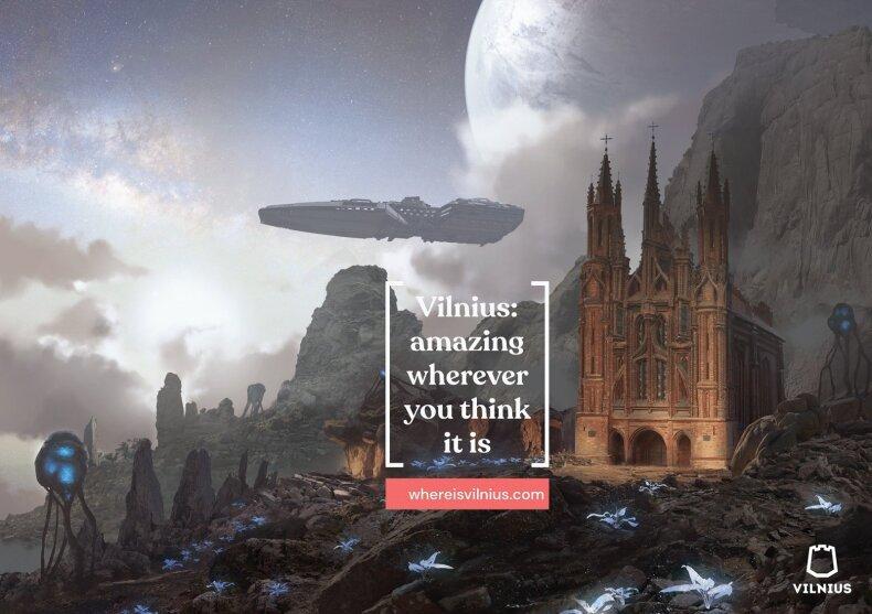 Where is Vilnius
