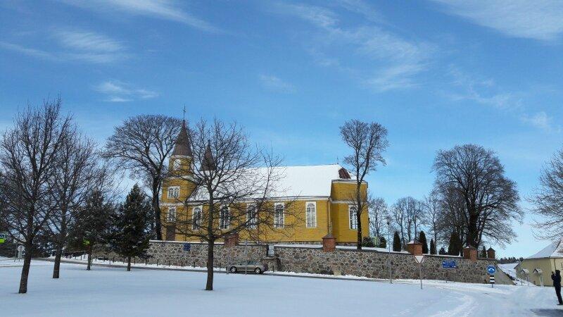 Tverų bažnyčia