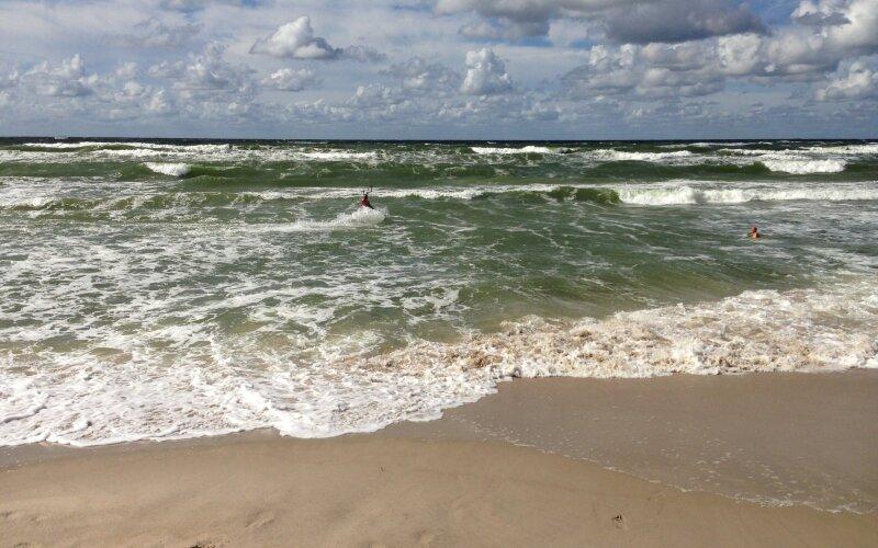 Baltijos jūros tarša