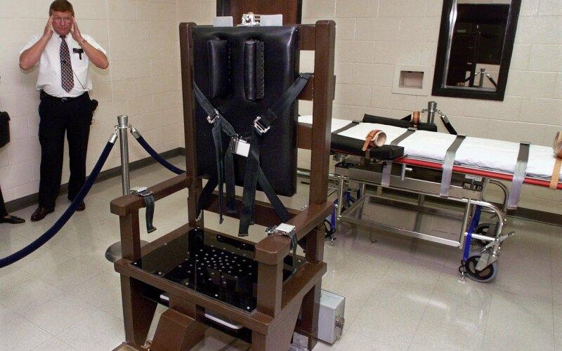 Mirties bausmė