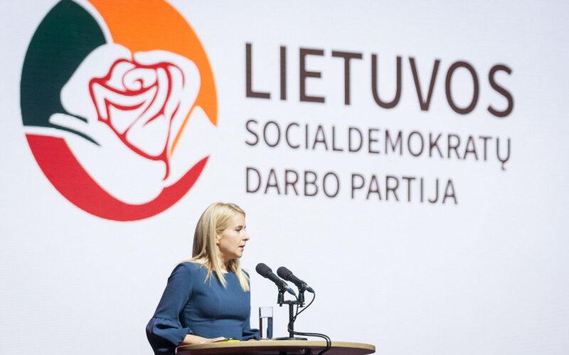 Lietuvos socialdemokratų darbo partija
