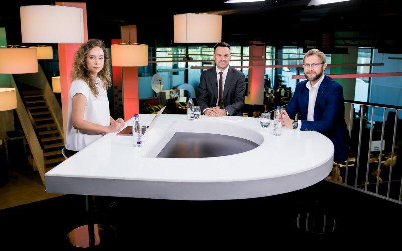 DELFI TV Gyvai