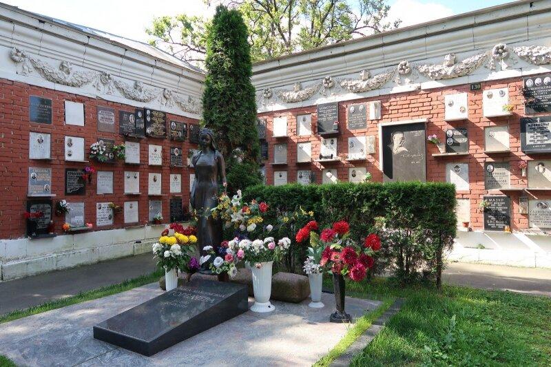 Raisos Gorbačiovos kapas