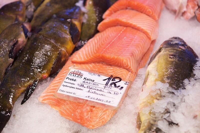 Perkantys žuvį dažnai pamiršta tai padaryti: klausimai, kuriuos būtina užduoti pardavėjui