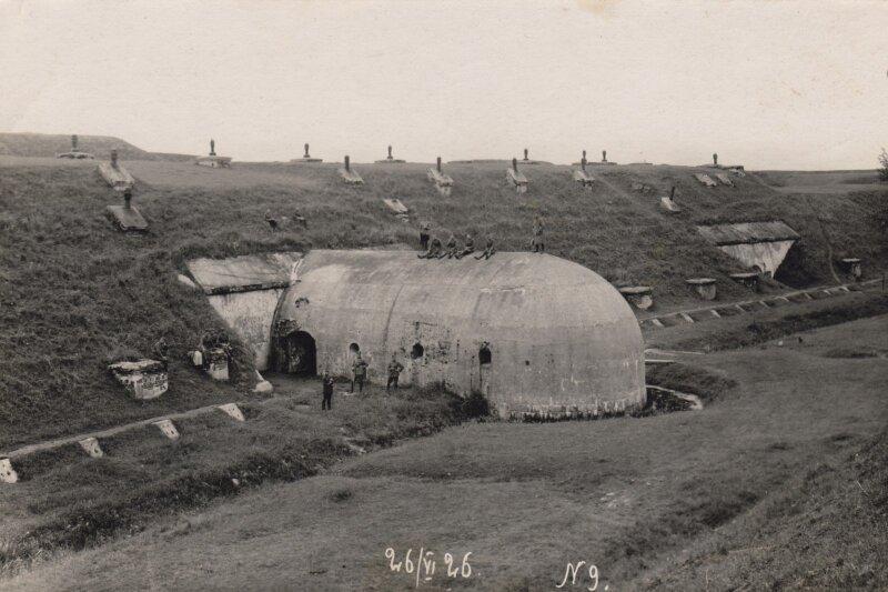 Kauno karinė tvirtovė, turėjusi rusus apsaugoti nuo aršaus vokiečių puolimo